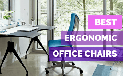 Best Ergonomic Office Chairs- Reviews and Buyer's Guide