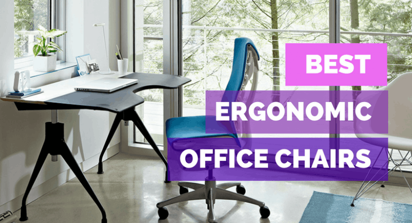 Best Ergonomic Office Chair 2017: The Best Ergonomic Office Chairs For 2017- Reviews And