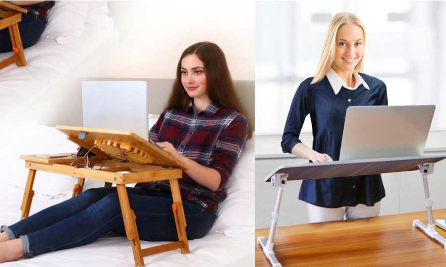Best Laptop Trays for Beds