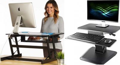Best Desk Risers and Stands for Laptops and Monitors- Reviews and Buyer's Guide