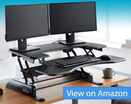 VARIDESK - Height-Adjustable Standing Desk review