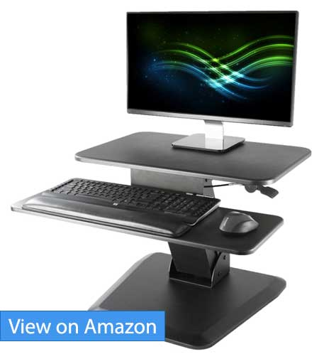 VIVO Sit to Stand Workstation converter V00G Review