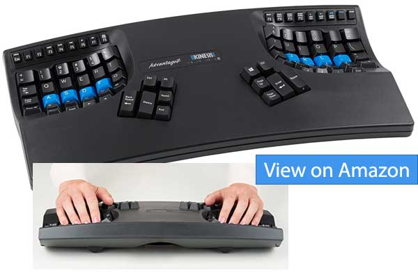Kinesis Advantage2 Ergonomic Keyboard (KB600) Review