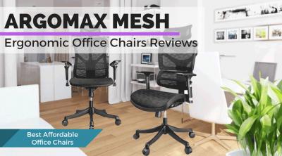 Argomax EM-EC001 and EM-EC002 Office Chairs Review and Comparison