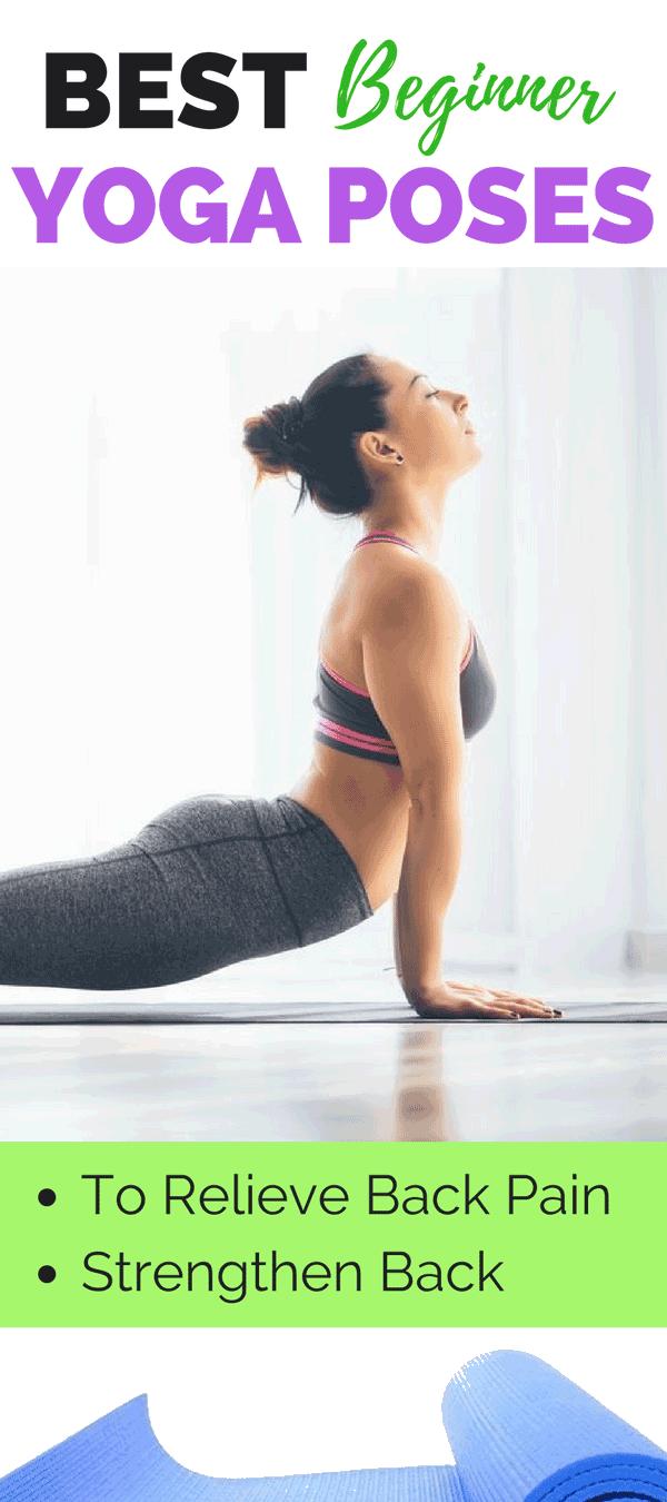 Yoga For Lower Back Pain Relief Beginner