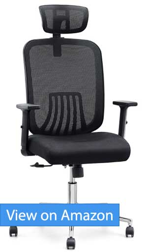 Cedric Mesh Office Chair Review