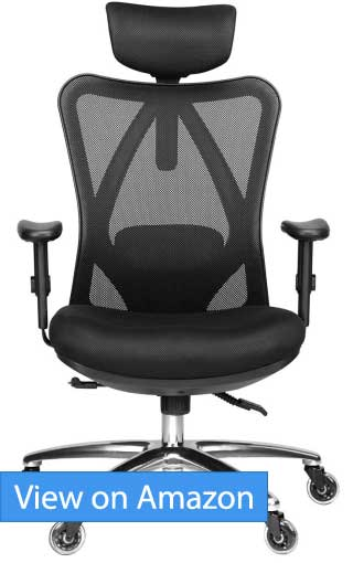 Best Ergonomic Office Chairs for Back Pain (What the ...
