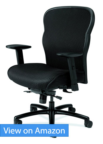 HON Big and Tall Executive Chair Review