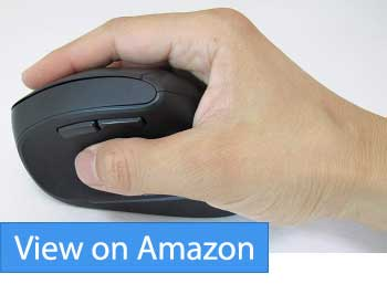 MOJO Silent Vertical Mouse Review