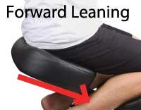 Forward Leaning Seat
