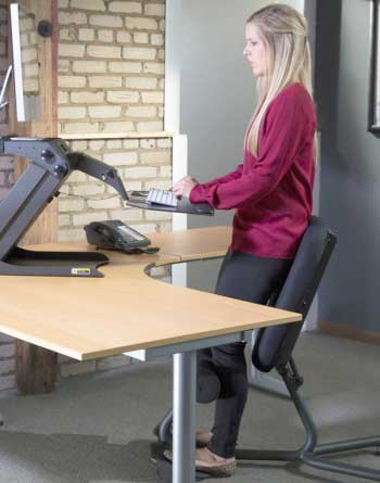 Prime The Best Sit Stand Chairs For Your Posture And Health Download Free Architecture Designs Embacsunscenecom