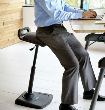 Varidesk Adjule Standing Desk Chair Review