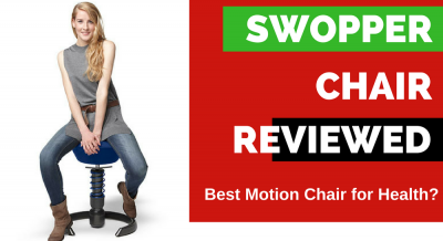 Swopper Chair Review- Best Motion Chair for your Health?