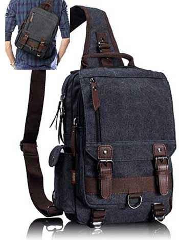Leaper Cross Body Messenger Bag Review