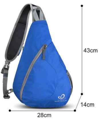 23b5ef059fb The Best Ergonomic Sling Bags for Men 2018- Reviews and Buyer s ...