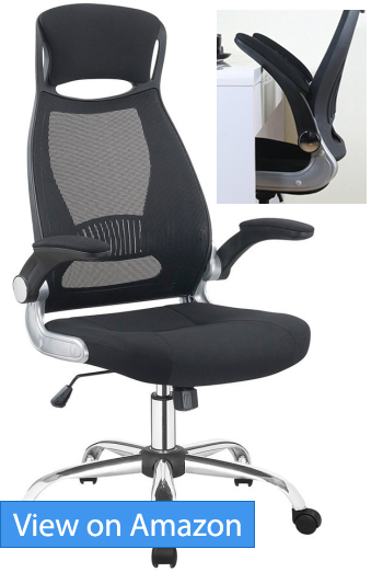 Jumei Adjustable High Back Mesh Executive Desk Chair Review