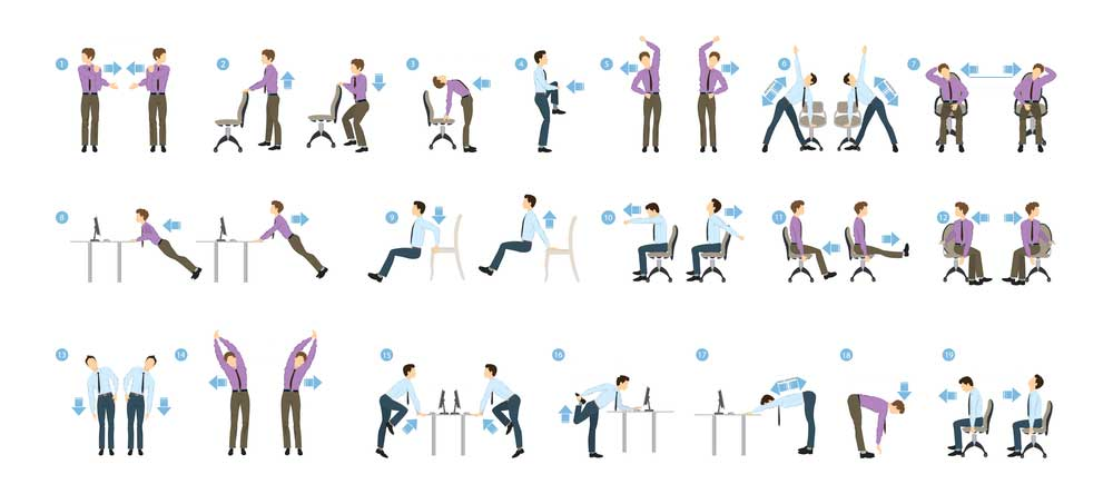 Ergonomic Office Chair Stretches Ergonomic Trends
