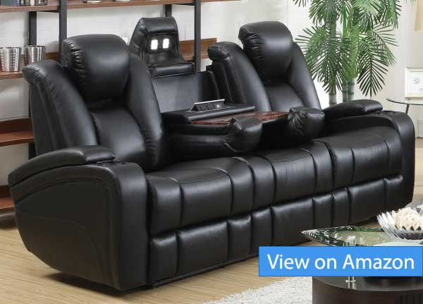 Coaster Home Furnishings 3-Seat Power Sofa Review
