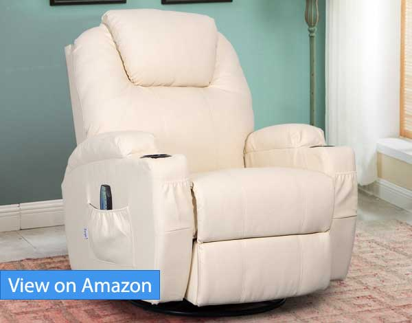 Esright Massage Recliner Lounge Chair Review