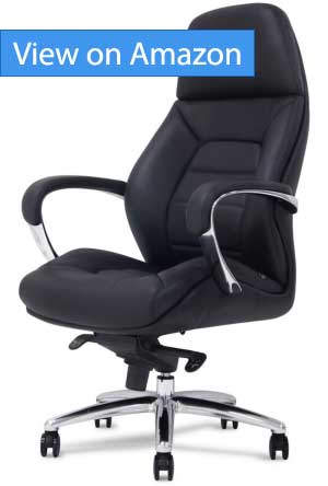 Gates Genuine Leather Executive Chair review