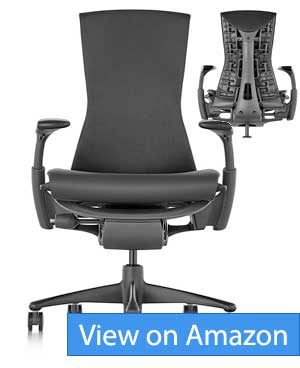 Herman Miller Embody Executive Chair Reiew