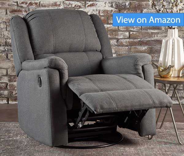 Jemma Tufted Recliner Chair Review