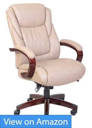 La-Z-Boy Miramar Executive Leather Office Chair Review