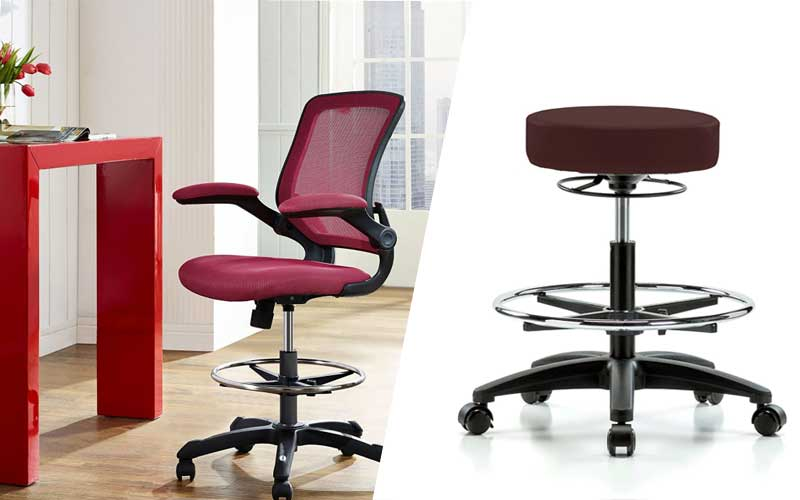 The 5 Best Ergonomic Drafting Chairs
