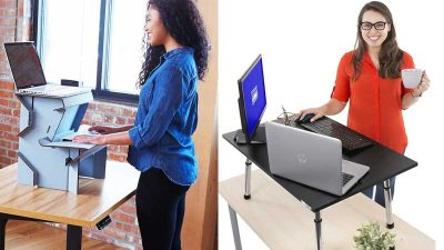 Best Cardboard and Budget Standing Desks Reviewed