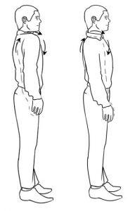 Shoulder Roll Exercise