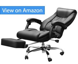 Duramont Reclining Office Chair Review