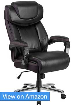 Flash Furniture HERCULES Big and Tall Office Chair Review
