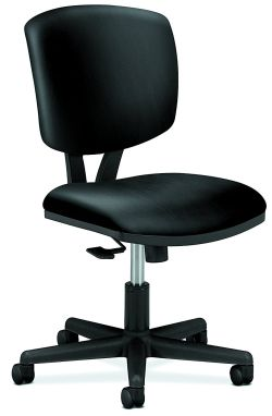 T Volt Task Chair Review. Best Armless Office Chair  sc 1 st  Ergonomic Trends & Best Ergonomic Office Chairs of 2018- Over 100 Hours of Research ...