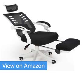 Hbada Reclining Office Desk Chair Review