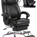 Best Reclining Office Chairs With Footrests Updated For 2019