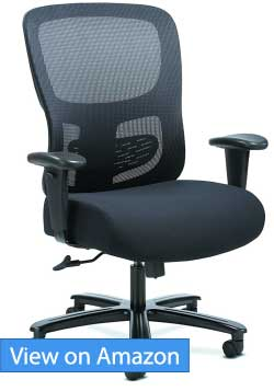 Sadie Big and Tall Office Chair Review