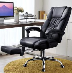 Songmics-Executive-Swivel-Chair-review