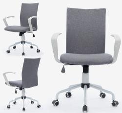 DJ Wang Swivel Fabric Home Office Task Chair Review