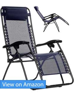 AmazonBasics Zero Gravity Chair Review