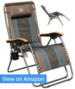 Timber Ridge Zero Gravity Outdoor Chair Review