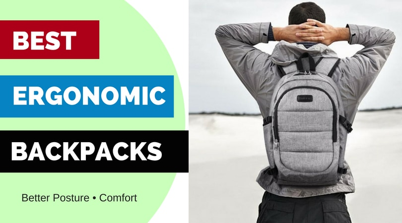 Best Ergonomic Backpacks for better Posture