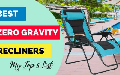 Best Zero Gravity Reclining Chairs Reviewed