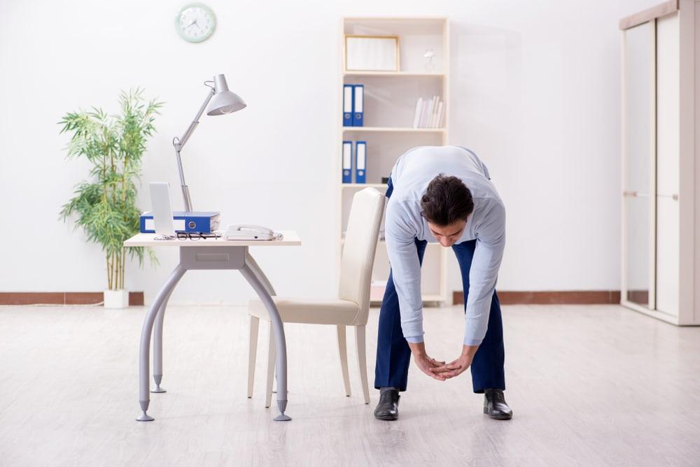 Postural and Ergonomic Stretches