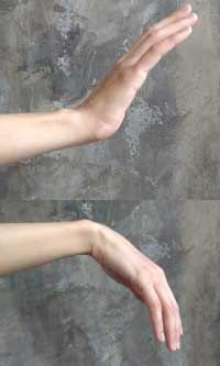 Shake it Out Hand Exercise
