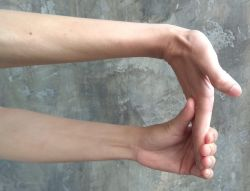 Hand Exercises- Wrist Stretch
