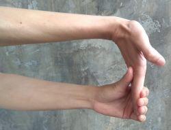 Hand Exercises- Wrist Stretch