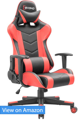 Pleasant 8 Best Budget Gaming Chairs Under 200 2019 Edition Customarchery Wood Chair Design Ideas Customarcherynet