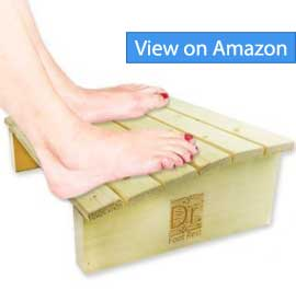 Dr. Foot Rest Wood Foot Rest Review