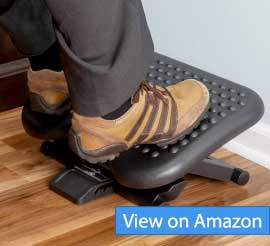 Embody Care Under Desk Foot Rest Review