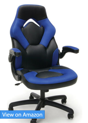 Essentials Racing Style Leather Gaming Chair Review